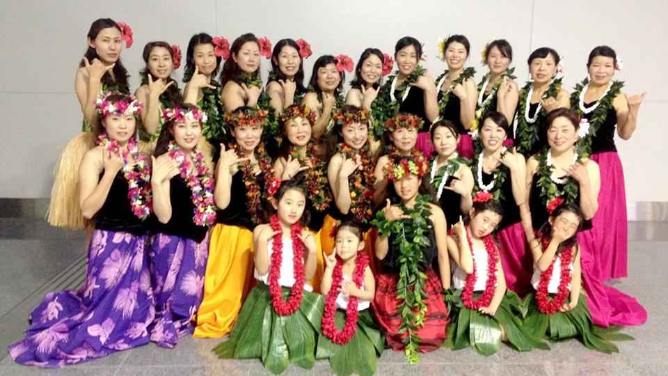 フラダンス教室 Manahula Maika'iへのお問い合わせ