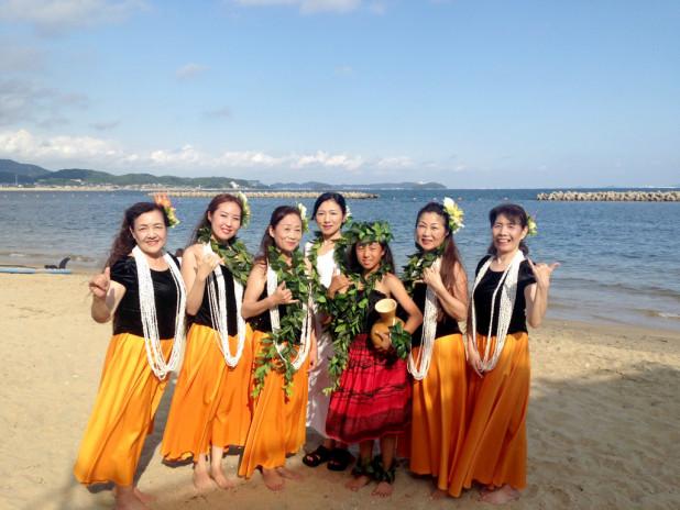 吉良ハワイアンフェスティバル 2015